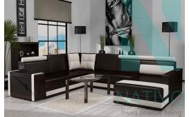 Designer Sofa SUN XXL mit Stauram