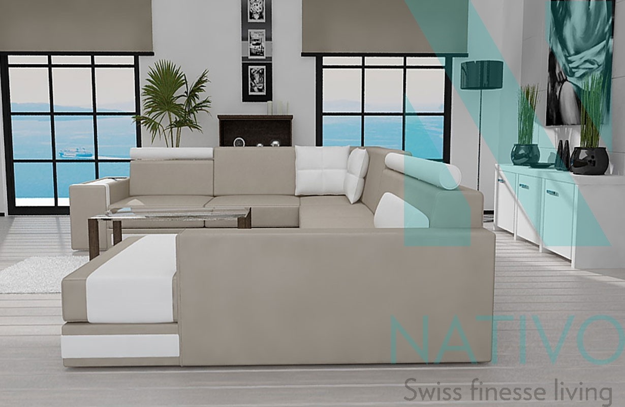 ledersofa sun bei nativo m bel oesterreich g nstig kaufen. Black Bedroom Furniture Sets. Home Design Ideas