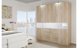 Designer Kleiderschrank CALCIO v2