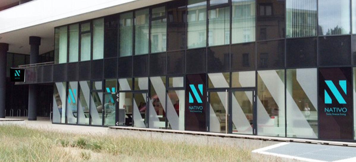 Nativo Showroom Wien aussen